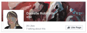 Danielle Robitaille Art – INVISIBLE